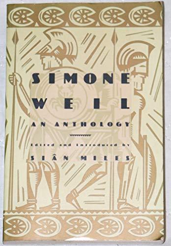 9781555840211: Simone Weil: An Anthology