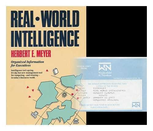 Real-World Intelligence. Organized Information for Executives.