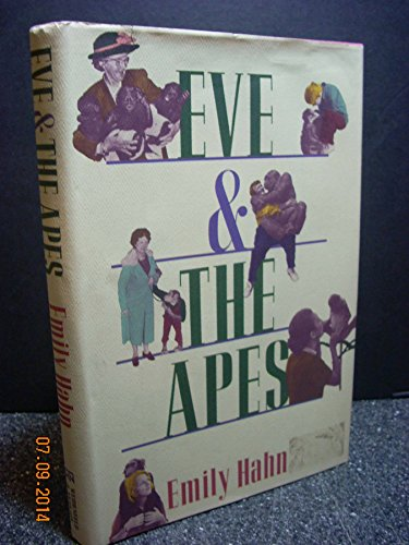 Eve and the Apes 9781555841720 Book by Hahn, Emily