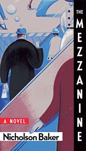 The Mezzanine (SIGNED): Nicholson Baker