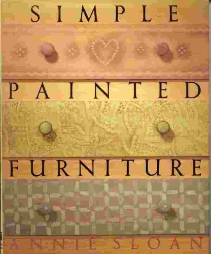 9781555843403: Simple Painted Furniture