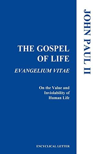9781555863166: The Gospel of Life (Evangelium Vitae)