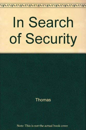 9781555870737: In Search of Security