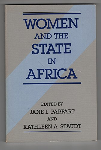 9781555872236: Women and the State in Africa