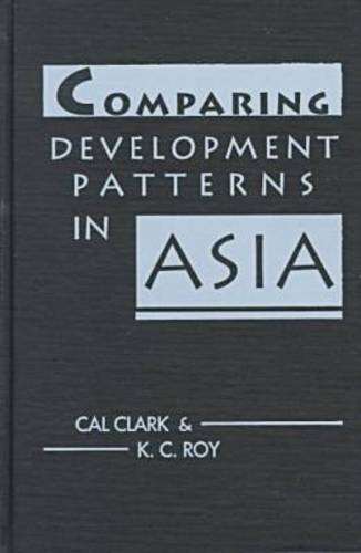 Comparing development patterns in Asia.: Clark, Cal & K.C. Roy.
