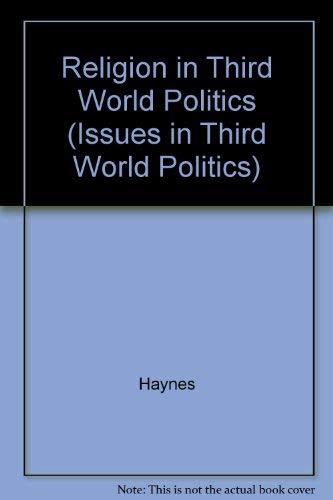 9781555874568: Religion in Third World Politics (Issues in Third World Politics)