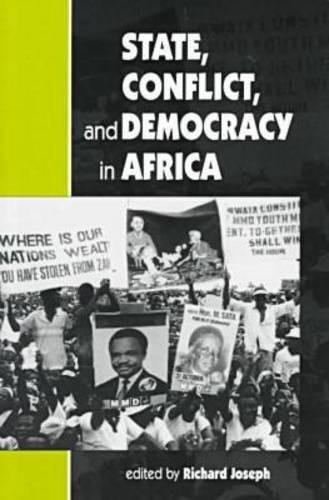 State, Conflict, and Democracy in Africa.: Joseph, Richard A.