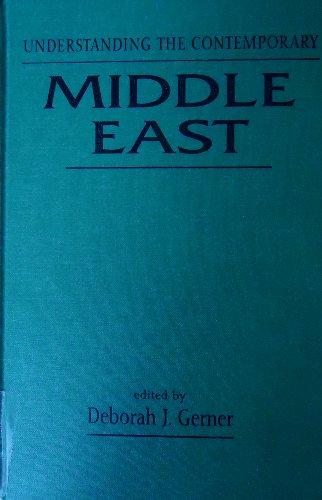 9781555877064: Understanding the Contemporary Middle East (Understanding Series)