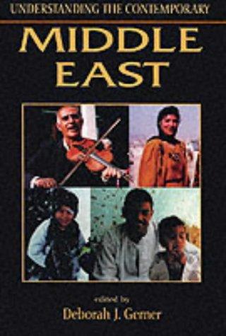 9781555877255: Understanding the Contemporary Middle East (Understanding Series)