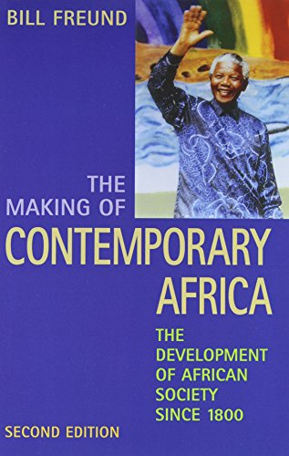 9781555878061: The Making of Contemporary Africa: The Development of African Society Since 1800