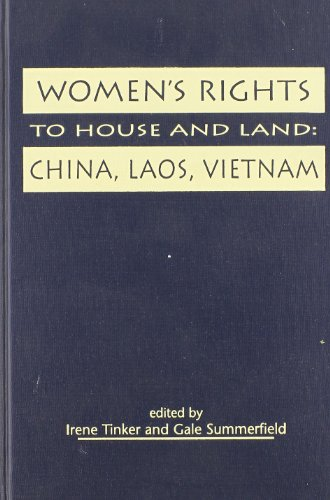 9781555878177: Women's Rights to House and Land: China, Laos, Vietnam