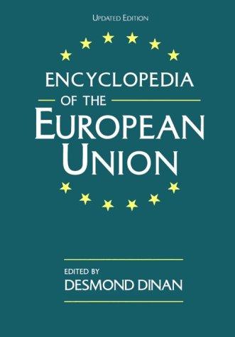 9781555879266: Encyclopedia of the European Union