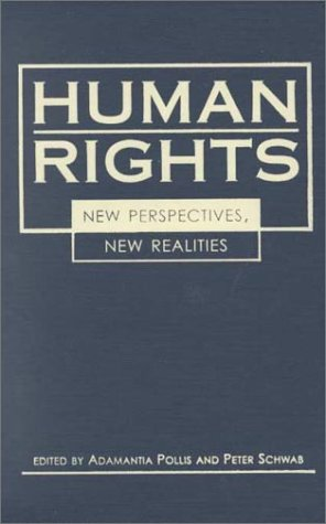 9781555879440: Human Rights: New Perspectives, New Realities