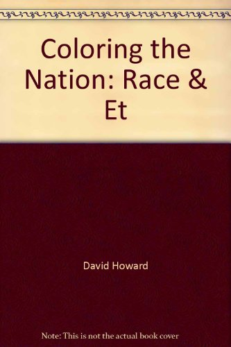 9781555879730: Colouring the Nation: Race and Ethnicity in the Dominican Republic