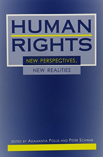 9781555879792: Human Rights: New Perspectives, New Realities