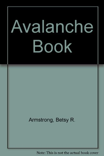 9781555910013: The Avalanche Book