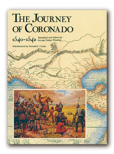 9781555910662: The Journey of Coronado 1540-1542 (Fulcrum Series in American History)