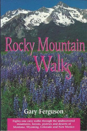 Rocky Mountain Walks: Ferguson, Gary