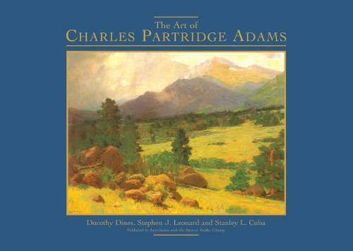 Art of Charles Partridge Adams: Dorothy Dines