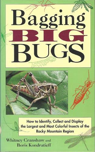 9781555911782: Bagging Big Bugs: How to Identify, Collect, and Display the Largest and Most Colorful Insects of the Rocky Mountain Region