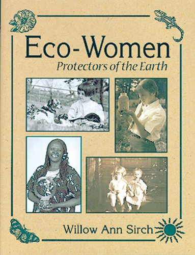 9781555913601: Eco-Women: Protectors of the Earth