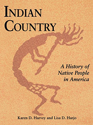 9781555914288: Indian Country (PB): A History of Native People in America