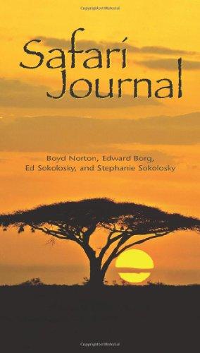9781555915865: Safari Journal