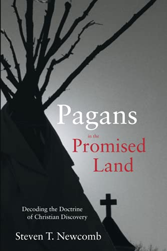9781555916428: Pagans in the Promised Land: Decoding the Doctrine of Christian Discovery