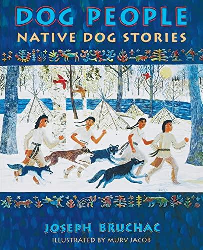 9781555916862: Dog People: Native Dog Stories