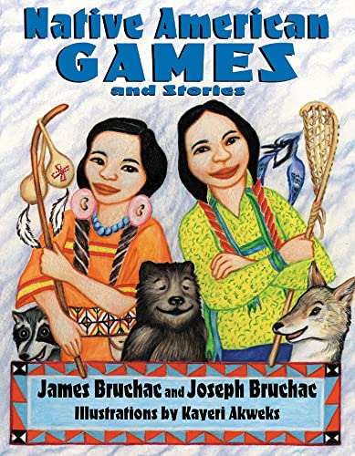 9781555919795: Native American Games and Stories