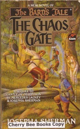 9781555940416: The Chaos Gate! (Bard's Tale)