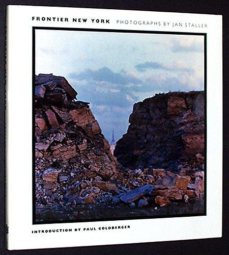 Frontier New York: Goldberger, Paul (Jan Staller- photographer)