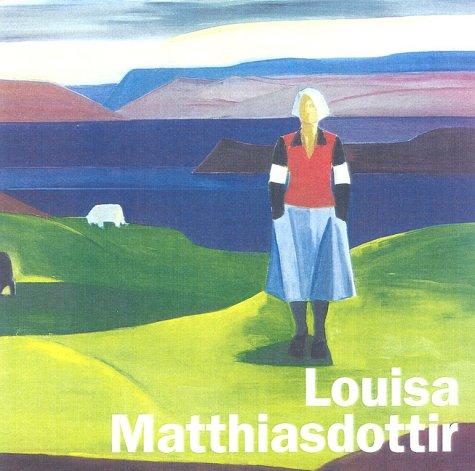 9781555951979: Louisa Matthiasdottir