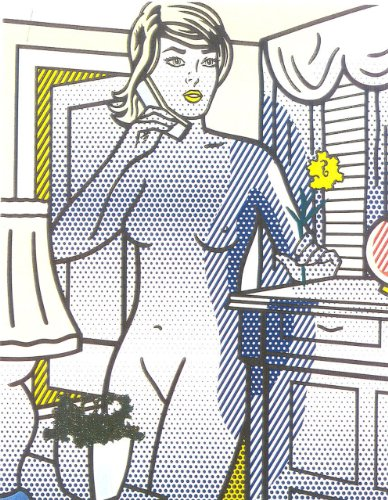 Roy Lichtenstein: Interiors (First Edition)