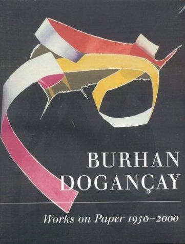 Burhan Dogancay: Works on Paper 1950-2000.: Vine, Richard