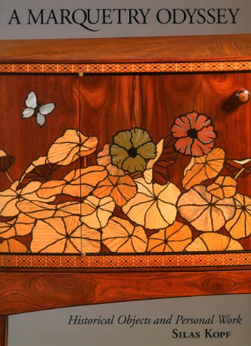 A Marquetry Odyssey: Historical Objects and Personal Work, Silas Kopf: Kopf, Silas