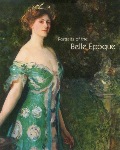 9781555953492: Portraits of the Belle Epoque