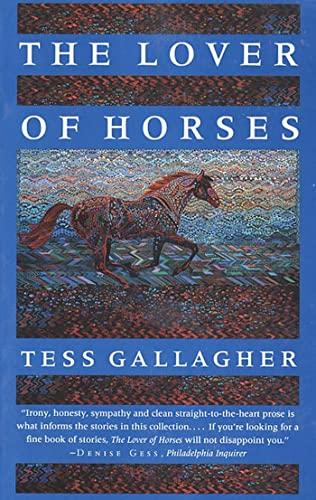 9781555971601: The Lover of Horses (The Graywolf Short Fiction Series)