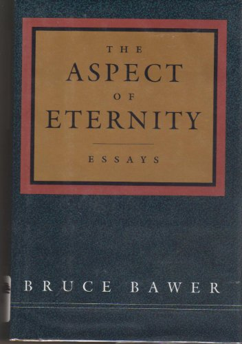 """eternity essay The term """"eternity"""" plays a key role in discussions about how the god of western theism relates to time these discussions have a long and venerable history  maimonides, moses, the guide of the perplexed, translated with an introduction by shlomo pines and an introductory essay by leo strauss, chicago: the university of chicago press."""
