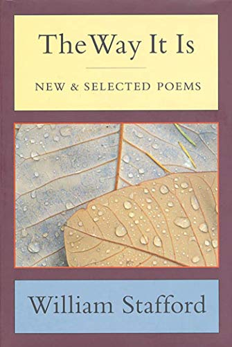 9781555972691: The Way It Is: New and Selected Poems