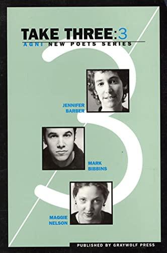 Take Three: 3 (Vol 3): Barber, Jennifer, Bibbins,
