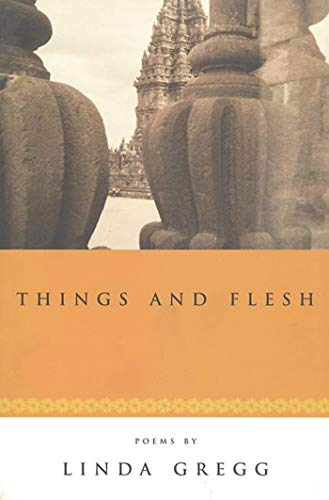 9781555972936: Things and Flesh: Poems