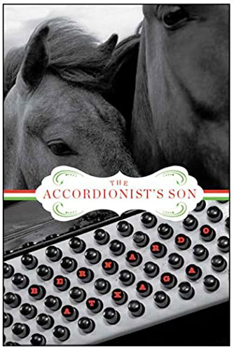 9781555975173: The Accordionist's Son: A Novel (Lannan Translation)