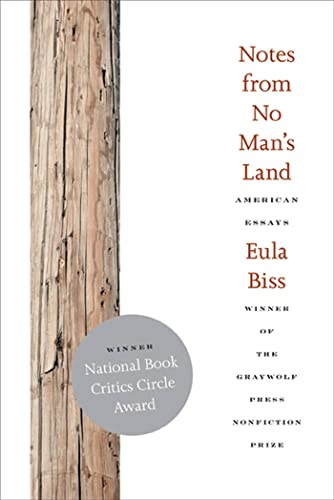 9781555975180: Notes from No Man's Land: American Essays