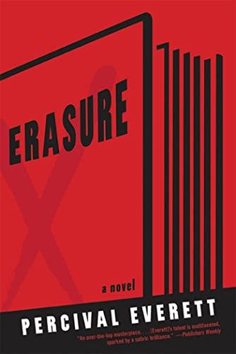 9781555975999: Erasure: A Novel