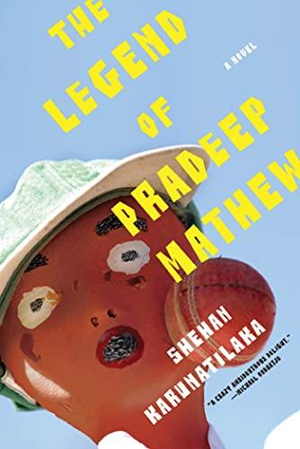 The Legend of Pradeep Mathew (Paperback)