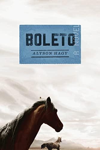 9781555976125: Boleto: A Novel