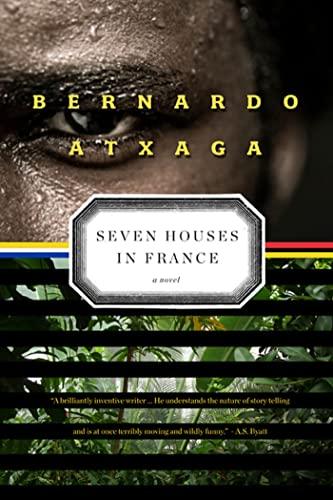 9781555976231: Seven Houses in France: A Novel