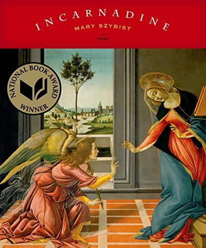 9781555976354: Incarnadine: Poems