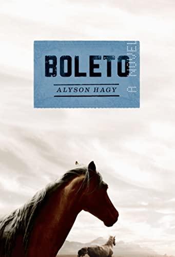 9781555976637: Boleto: A Novel